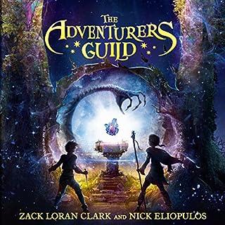 The Adventurers Guild audiobook cover art