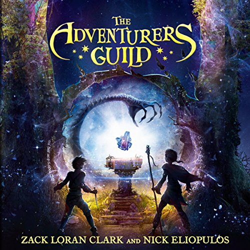 The Adventurers Guild audiobook cover art