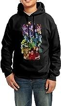 Kid's Cool Homestuck 100% Cotton Long Sleeve Hoodie Sweatshirt