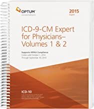 ICD-9-CM Expert for Physicians VOL 1 & 2, 2015
