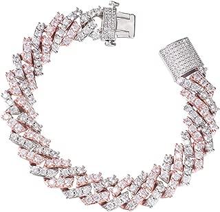 Best cuban link bracelet gold plated Reviews