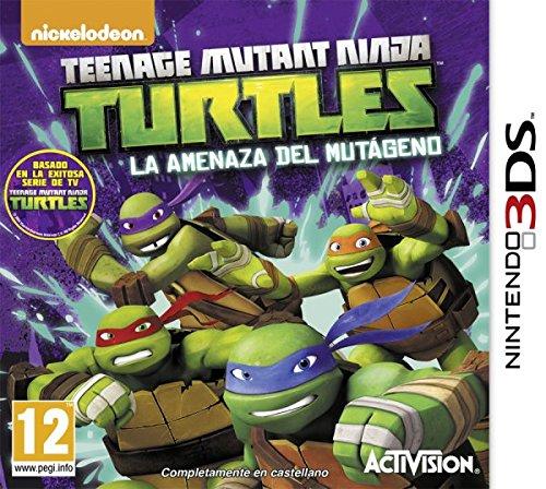 Teenage Mutant Ninja Turtles: La Amenaza Del Mutágeno