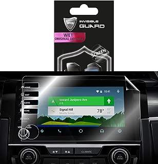 IPG Honda Civic 2019 Audio Tocuhscreen 4 Sol Düğmeli Versiyon Görünmez Ekran Koruyucu