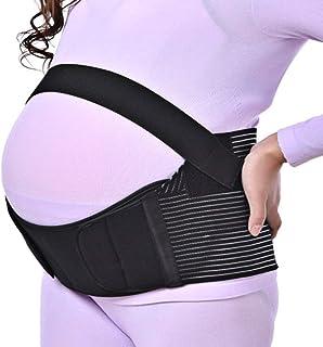 Maternity Support Belt RTDEP Pregnancy Belt Support BracePregnancy Abdominal Binder, Back/Waist/Abdomen Maternity Belt Adjustable Baby Belly Band