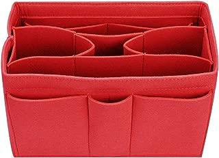 Felt Handbag Organizer Insert for Tote Purse Fit LV Speedy Neverfull 6 Color
