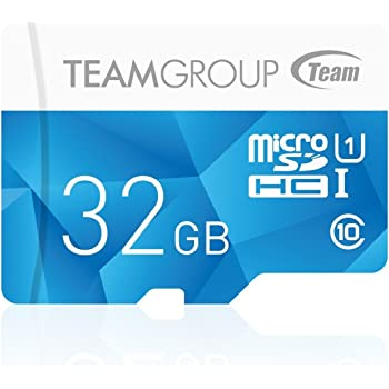 Team Micro SDHC/SDXC UHS-1 COLOR CARDシリーズ (32GB)