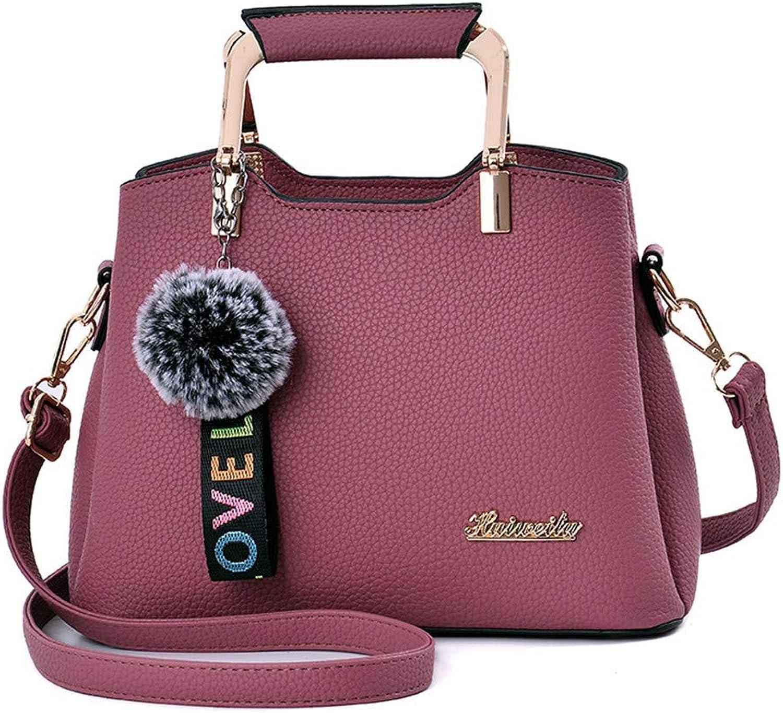 Cdnb Umhängetasche Damen Handtasche Schultertasche große Kapazität Kapazität Kapazität Mode Umhängetasche, A B07J1G3KPS  Vollständige Palette von Spezifikationen ed5315