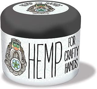 Karma-Cure HEMP Hand Cream 2 oz, 60 ml 500mg Vegan Cold Pressed Organic Hemp Seed Oil Paraben-Allergen-GMO-Phthalate-Gluten Free