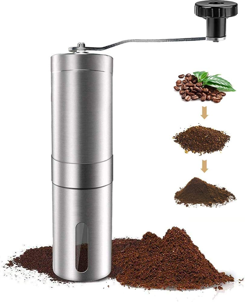 Manual Coffee Grinder Portable Adjusta 2021 with lowest price Hand