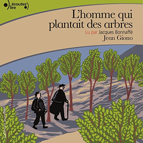 L'homme qui plantait des arbres cover art