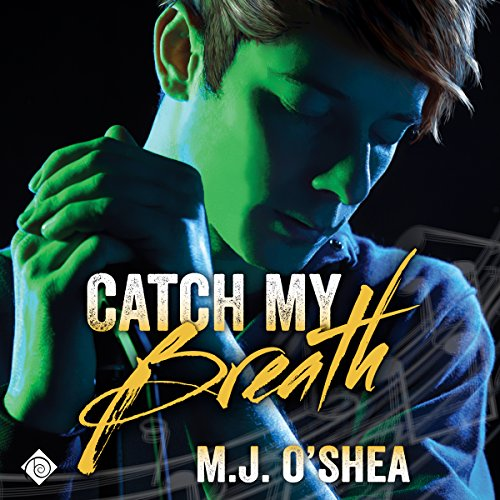 Catch My Breath audiobook cover art