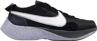 Nike Men's Moon Racer, Black/White-Wolf Grey