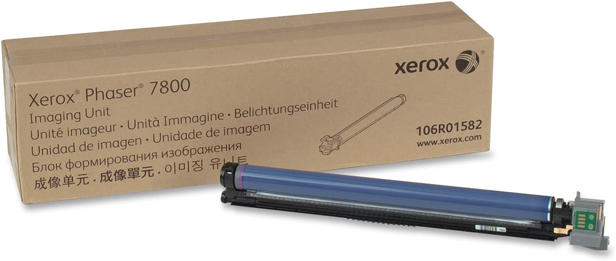 Xerox Imaging Unit, Color-Neutral Until Installed, 145000 Yield (106R01582)
