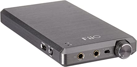 FiiO E12A Mont Blanc IEM Special Edition Portable Headphone Amp, Titanium