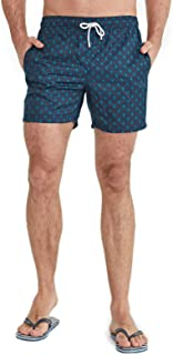 Men's Swim Trunks Quick Dry Board Shorts with Mesh Lining Bathing Suits