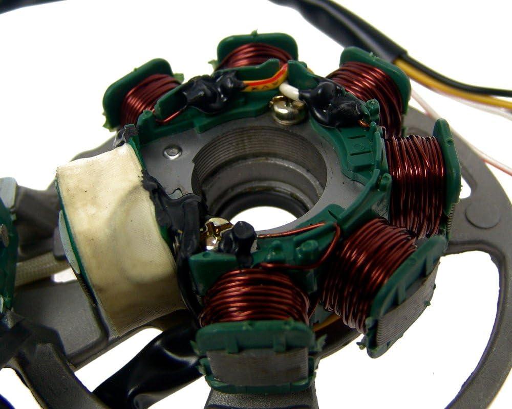 Lichtmaschine Einzeln Minarelli Malaguti F12 Phantom 50 Ac Luft Auto