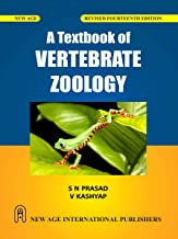 A Textbook of Vertebrate Zoology