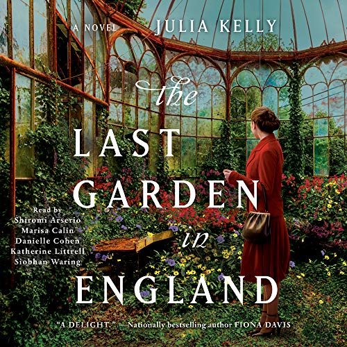 The Last Garden in England cover art