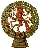 A Visual Representation of Shabda Brahman - Brass Statue