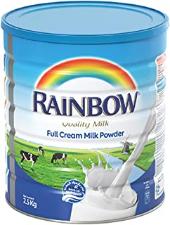 Rainbow Full Cream Milk Powder Tin, 2.5 Kg