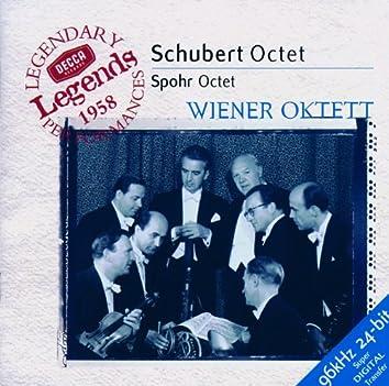 Schubert: Octet in F / Spohr: Octet in E
