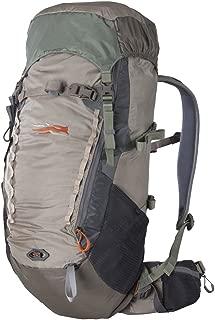 SITKA Alpine Ruck Pack, Woodsmoke, One Size (40022-WS-OSFA)