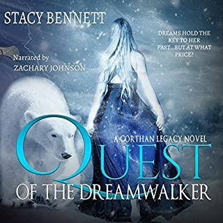 Quest of the Dreamwalker cover art