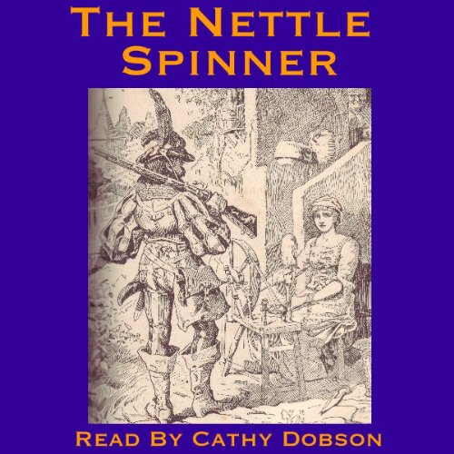 The Nettle Spinner audiobook cover art