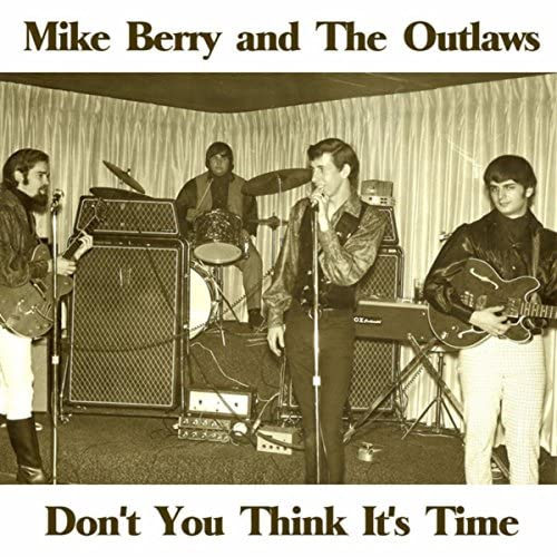 Mike Berry & The Outlaws