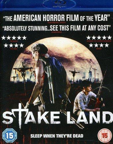 Stake Land [Blu-ray][Region Free] [Reino Unido]