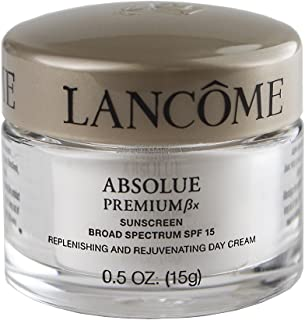 Lancome Absolue Premium Bx Advanced Replenishing Cream SPF15, 0.5OZ