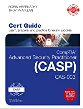 CompTIA Advanced Security Practitioner (CASP) CAS-003 Cert Guide: CompTIA Advanced Secur_o2 (Certification Guide) (English Edition)
