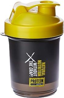 Protein Supplies Australia Multi Compartment Shaker 600 ml Capacity