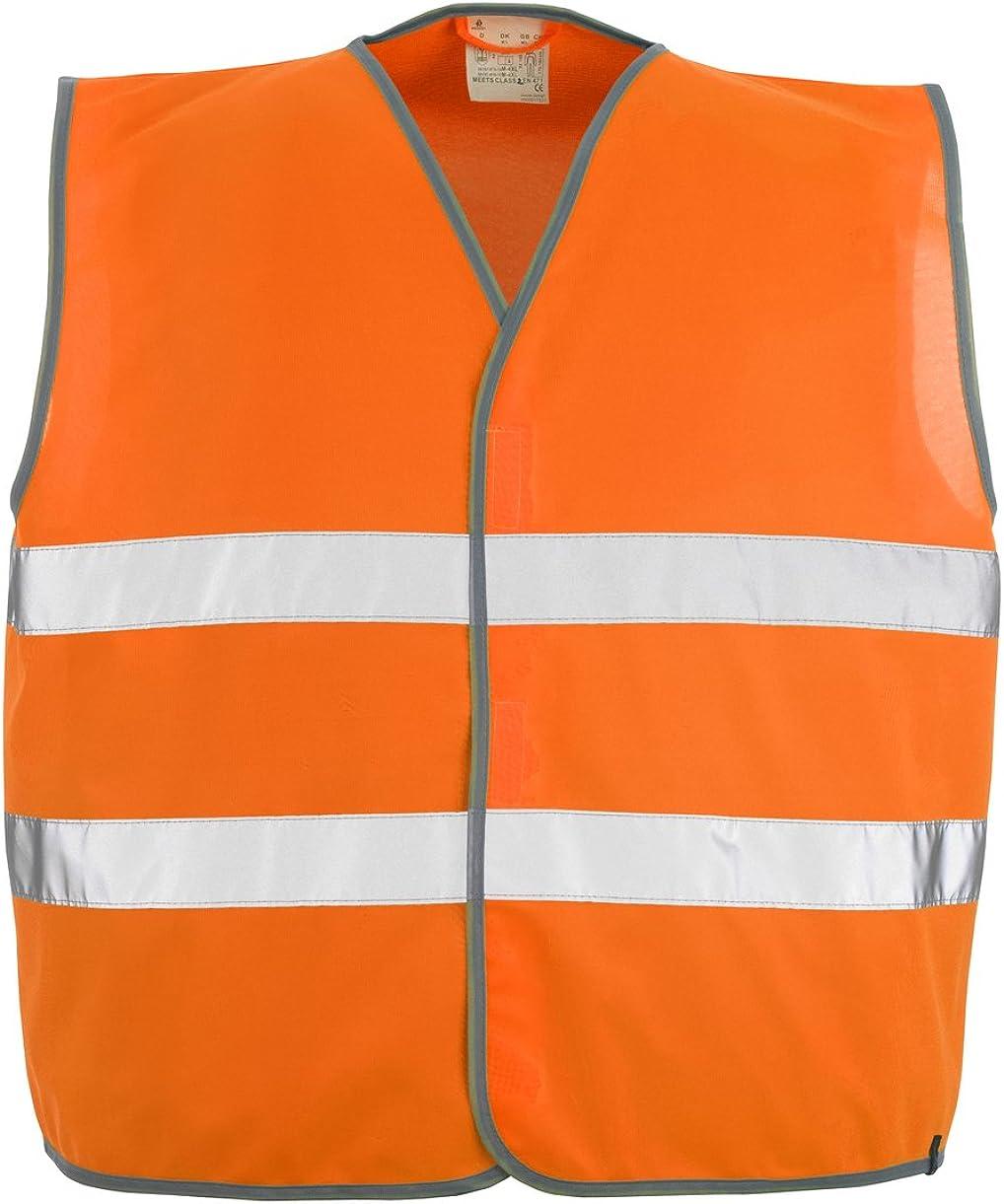 Mascot Weyburn Hi-Vis Traffic Vest 50187-874 - Safe Classic Mens