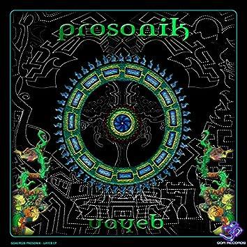 Prosonik - Uayeb EP