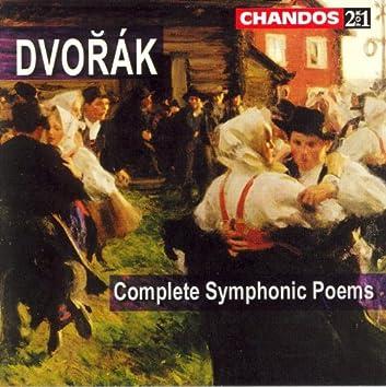 DVORAK: Symphonic Poems (Complete)