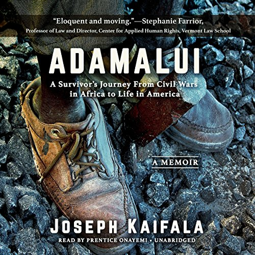 Adamalui                   By:                                                                                                                                 Joseph Kaifala                               Narrated by:                                                                                                                                 Prentice Onayemi                      Length: 8 hrs and 1 min     Not rated yet     Overall 0.0