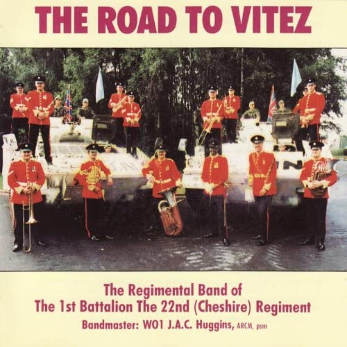 The Regimental Band of the 1st Battalion