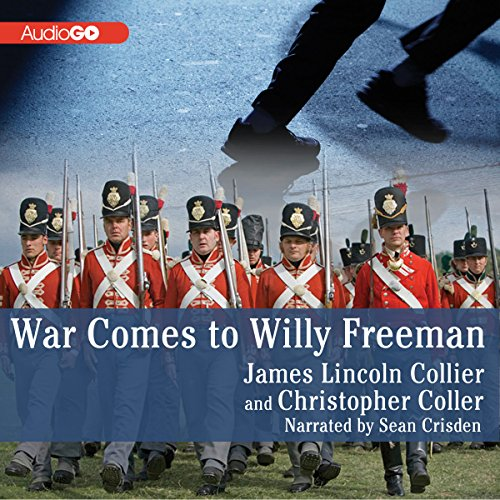 War Comes to Willy Freeman cover art