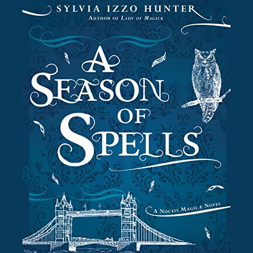 A Season of Spells audiobook cover art