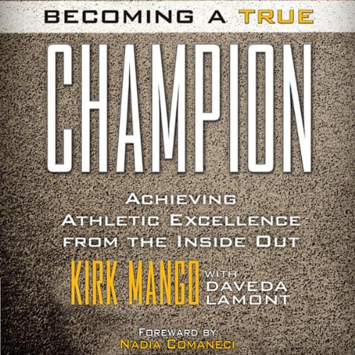 Becoming a True Champion audiobook cover art