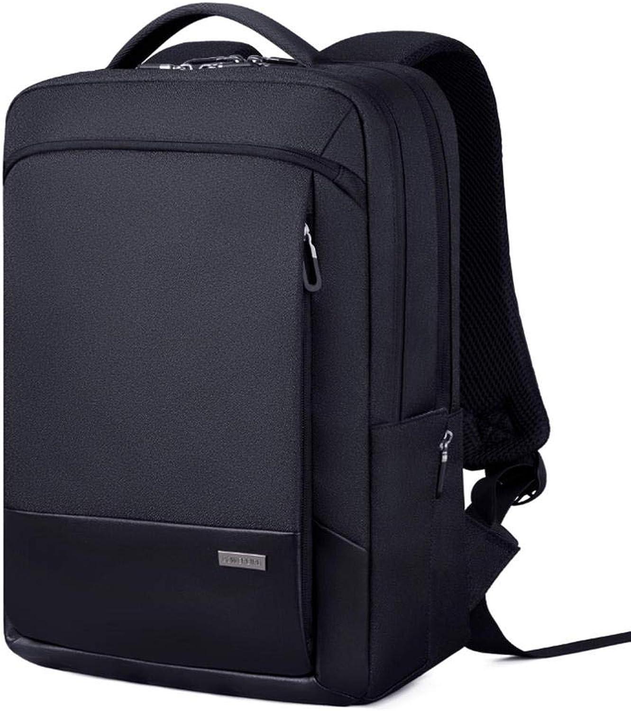 Laptop BackpackBusiness Computer Bag Business Backpack Male Large Capacity 15 6 Inch Computer Bag MultiFunction AntiTheft Travel Backpack