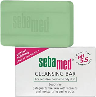 Sebamed Cleansing Bar Sensitive Skin 150g by Sebamed
