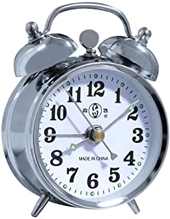 Keypower Direct Alarm Clock Mechanical Wind Twin Bell Double Bell 1