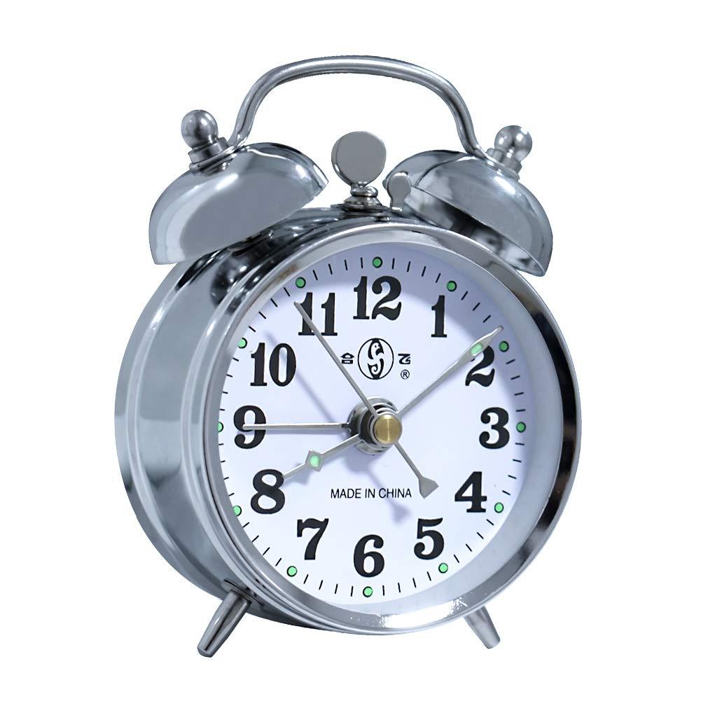 Keypower Double Mechanical Alarm Clock