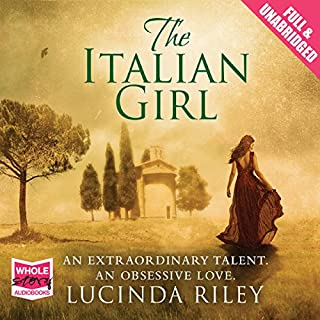 The Italian Girl                   By:                                                                                                                                 Lucinda Riley                               Narrated by:                                                                                                                                 Eva Alexander                      Length: 15 hrs and 23 mins     162 ratings     Overall 4.3
