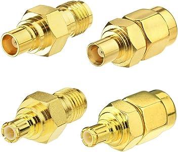 Eightwood LTE Antenne 4G 35dbi SMA Connecteur M/âle Omni Directionnel Signal Amplificateur Antenne avec 2m 6.5ft SMA C/âble pour 4G LTE WiFi Routeur Mobile Hotspots 2G 3G 4G GSM WiFi Bluetooth HSDPA