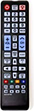 WINFLIKE New Remote Control AA59-00785A Replacement Fit for Samsung Smart LED LCD HDTV Televisions UN28H4000AF PN43F4500AF PN43F4550 PN43F4500AFXZA PN60F5300AFX PN64F5350AFXZA UN28H4000AFXZA