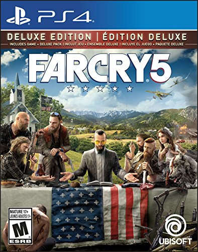 Far Cry 5 – Deluxe Edition – PlayStation 4