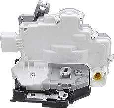 ROWEQPP Professional Front Left Door Lock Latch Actuator for VW Passat B6 Audi A4 A5 Q5 Q7 TT